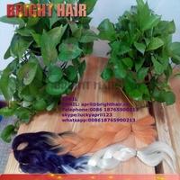 5a grade Yaki Pony Braiding Hair Braids