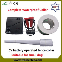 small dog waterproof invisible dog fence systems with CE