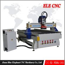 ELE 1325 3d cnc router for wood engraving/off-line cnc wood engraver with CE, CIQ, FDA certification