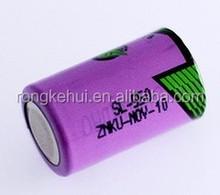 SL-550(1/2AA 3.6V)TL-5902 SL-350 Lithium AAA Battery