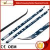 China OEM fiber glass snowboard