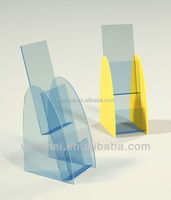 2-tier PMMA Holder, A5 Acrylic Brochure Holder, Display Rack (AH-012)