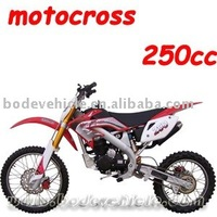 New 250cc motorbike