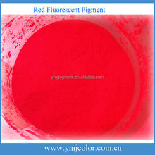 Colorful Fluorescent Pigments,Red Fluorescent Pigment