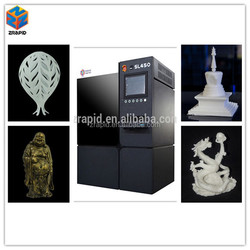 2015 New products Z Rapid SL450 large build size 3d printer Chinese factory supply