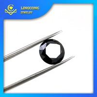 Wholesale sales High temperature resistance black sapphire/2015 popular black sapphire