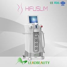 Most Advanced HIFU Ultrasound Fat Burning Machine for Body Slimming
