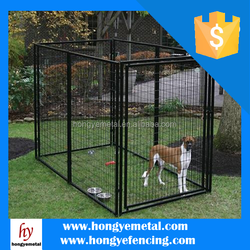 Best Selling Large Outdoor Heavy Duty Expandable Pet Fence