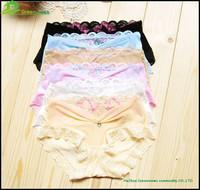 Free Size Sexy Lace Panty Manufacturer Bamboo Fiber Wholesale Women Panties underwear GVMT0020