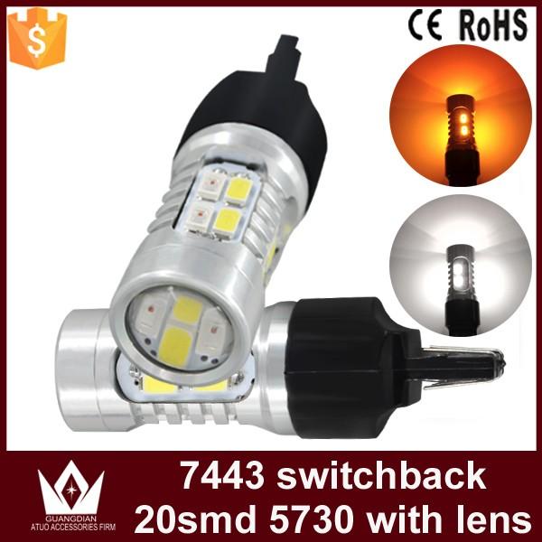 Lightpoint Новый дизайн highpower highbright 1156 5730 15smd Автомобилей Светодиодный Тормозной включите Bulbwith объектив автоматический свет