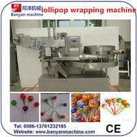2015 Automatic Ball Lollipop Pillow Packing Machine/0086-18516303933