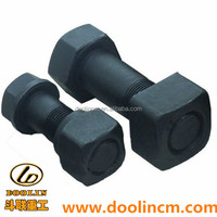 Made in China KM1813/KM2675 Track Bolts Nuts M24 Bolt Specifications