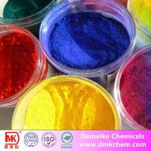 Eco-friendly fabric fiber reactive dye color paste