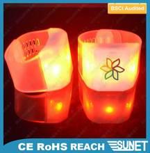 SUNJET hot sale concert party supplies electronic wristband
