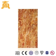 High Strength Non Flammable Fire Rated Surface Texture Decorative Concrete Lobby Wall Panels