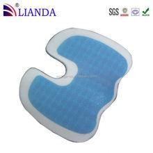 Cheap deluxe comfort memory foam seat cushion