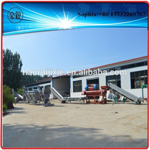 PP film and PP bottle Plastic plastic scrap recycling machine line Making machinery
