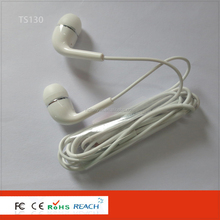 3.5mm Fashionable high quality mobile phone earphone with microphone