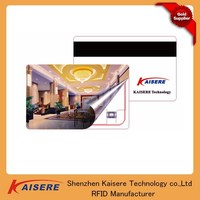 Leading professional manufactured smart hotel key card