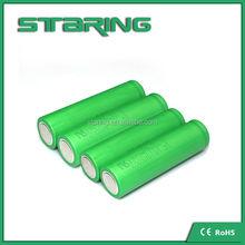 Good sale for US 18650 v3 green battery 100% authentic factory 18650v3 giant power battery 3.7v 2250mah super capacity battery