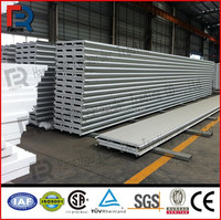 CE and ISO wall eps sandwich panel for prefabricated houses container house cold room