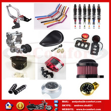 Newest alibaba chinese 2015 cheap motorcycle parts with high quality for sale