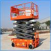 Best selling electro-hydraulic scissor lift,self-propelled mobile hydraulic scissor lift,four wheels mobile scissor lift table
