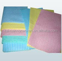 [FACTORY]Disposable non-woven dishcloth/household nonwoven wipes/kitchen wiping cloth---Spunlace