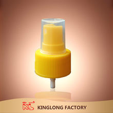 popular and hot sale in chinese market high quality ribbed mist spray 28/410