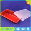 Chinese Good plastic container lunch fast food packaging box