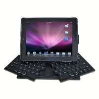 iPEGA Factory PG-IP099 Tablet pc & Mobile Phone for ipad iphone wireless bluetooth silicone keyboard