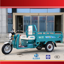 Chinese open body 3 wheel cargo electric bicycle with competitive price