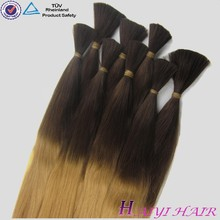 Top quality remy virgin hair straight and wavy human weave virgin peruvian hair bulk