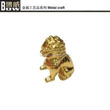 2015 metal craft / metal lion / metal Ornament