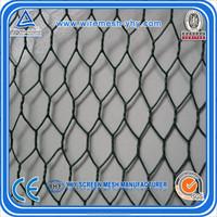 alibaba factory price epoxy coated hexagonal wire mesh