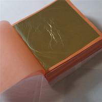 Since 1955 manufacturing genuine transfer 24k gold fossil leaf