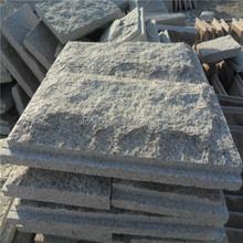 Hot!!!!Hot-Sale Grey Exterior Granite Mushroom Wall Stone