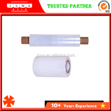 plastic handle lldpe stretch film for packaging