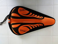 silicone bicycle seat cover / colored comfortable bicycle seat cover / factory price bicycle seat cover