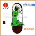 MJ3210Z alto rendimiento eléctrico aserradero de madera semi-autom