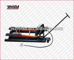 1500LB Hydraulic Air Car Jack Motorcycle Lift Hoist / Lift Table CE