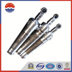 Machinery And Truck Telescopic Hydraulic Cylinder Oem By Factory