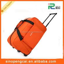 Convenient travel trolley bag luggage bag