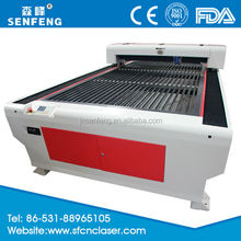 cnc 150 watts 15mm acrylic stainless steel architectural model laser cutting machine