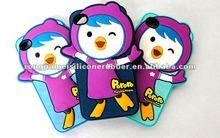 2012 hot item popular fashion phone case perfect gift with beautiful lovely penguin