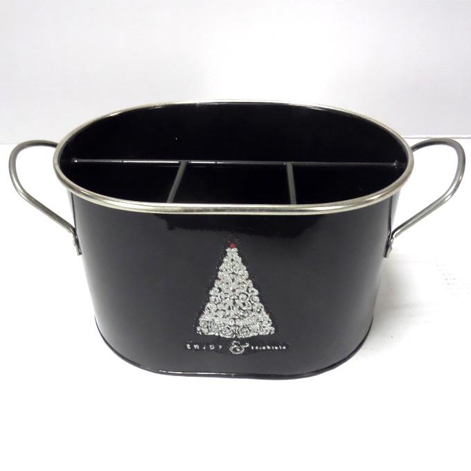 Preço barato metal galvanizado balde de gelo da lata de aço inoxidável