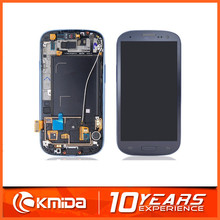wholesale cell phone accessory lcd for samsung galaxy s3 i9300 lcd touch screen display