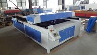 CNC laser cutting thin sheet metals machine