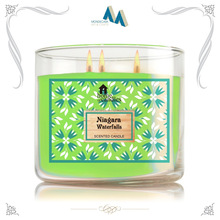 new products luxury scented candle