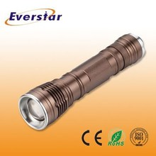 High Quality Remote Led Portable Emergency Powerful Flashlight